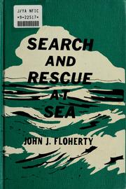"""Search and Rescue at Sea"" Cover Image"